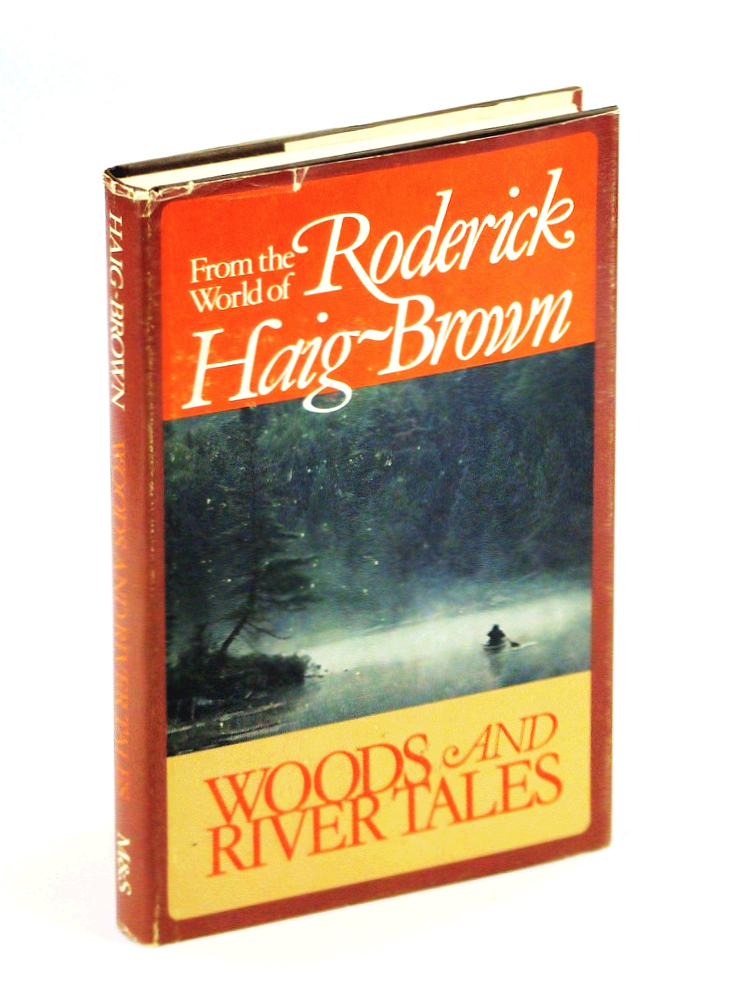 Image for Woods and river tales: From the world of Roderick Haig-Brown
