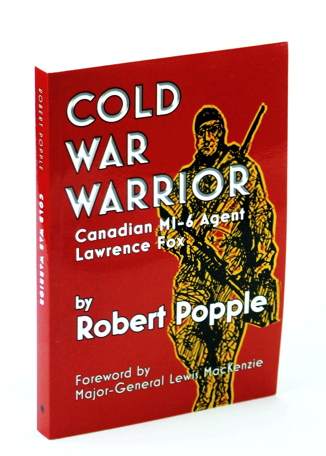 Image for Cold War Warrior: Canadian MI-6 Agent Lawrence Fox