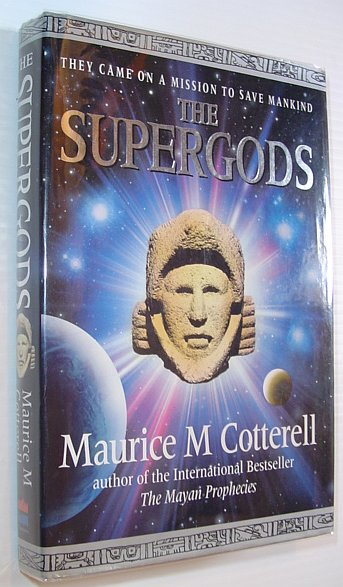 Image for The Supergods: They Came On A Mission to Save Mankind