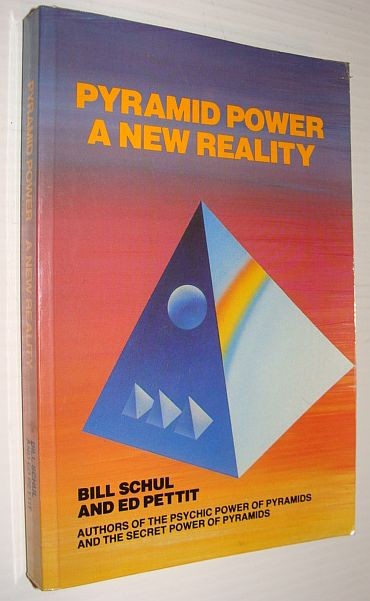 Image for Pyramid Power: A New Reality