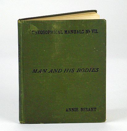 Image for MAN AND HIS BODIES [THEOSOPHICAL MANUAL NO. VII]