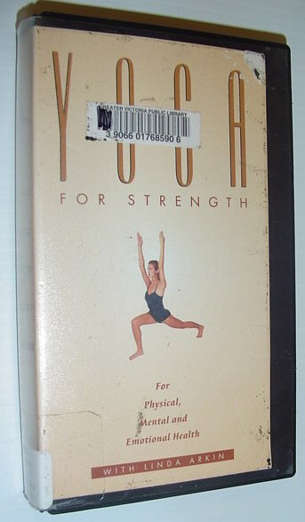 Image for Yoga For Strength - 45 Minute VHS Videotape with Case