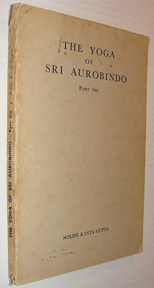 Image for The Yoga of Sri Aurobindo - Part Six (6)