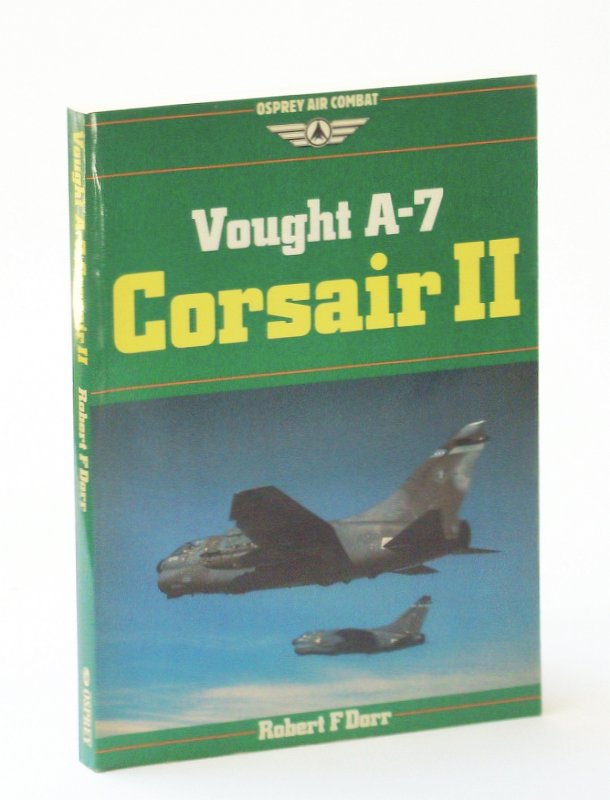 Image for VOUGHT A-7 CORSAIR II (Osprey air combat)