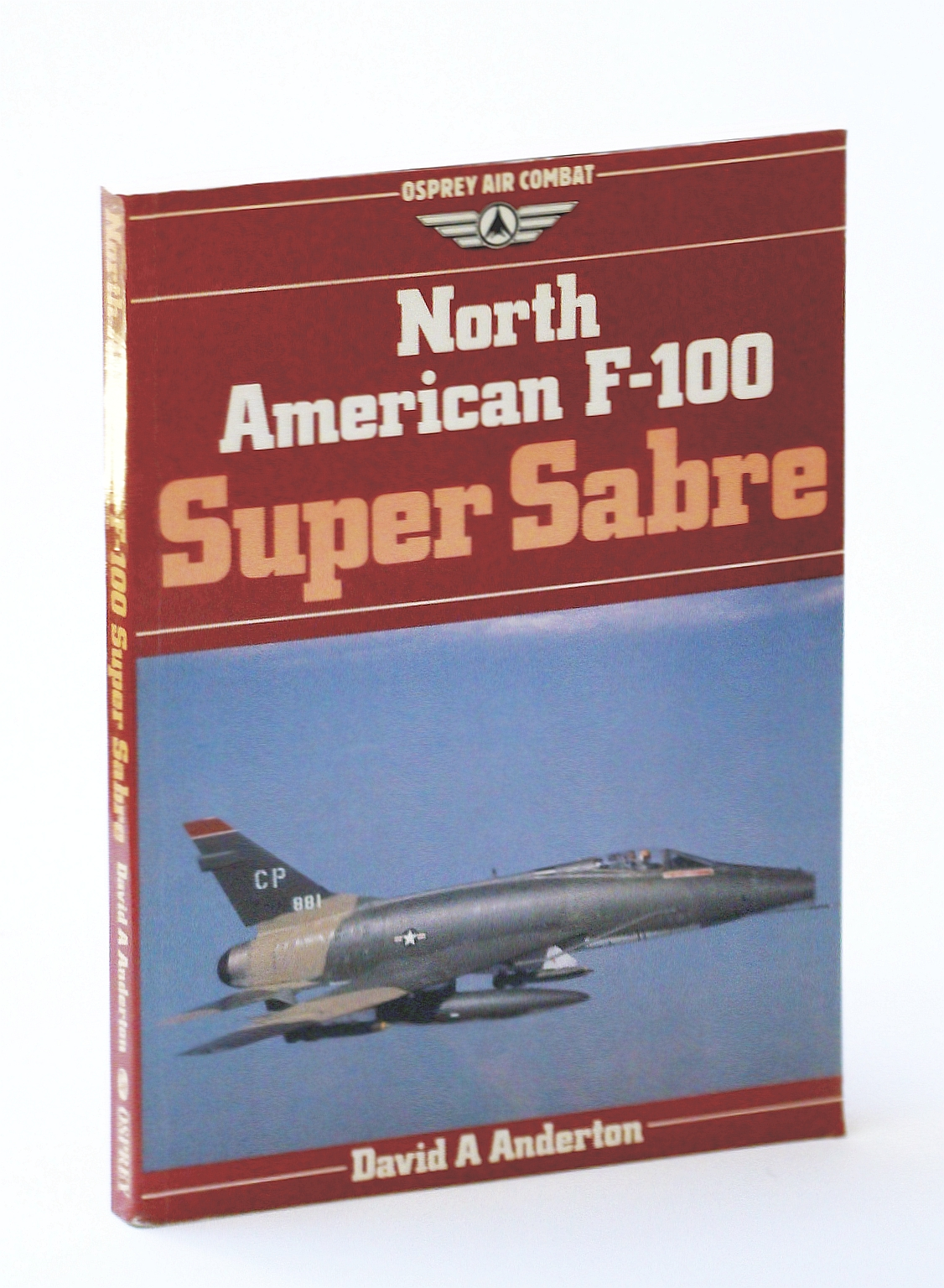 Image for North American F-100 Super Sabre (Osprey Air Combat)