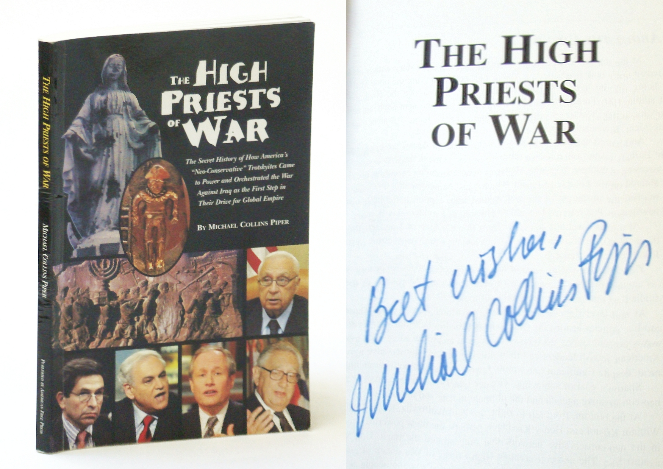 Image for The High Priests of War