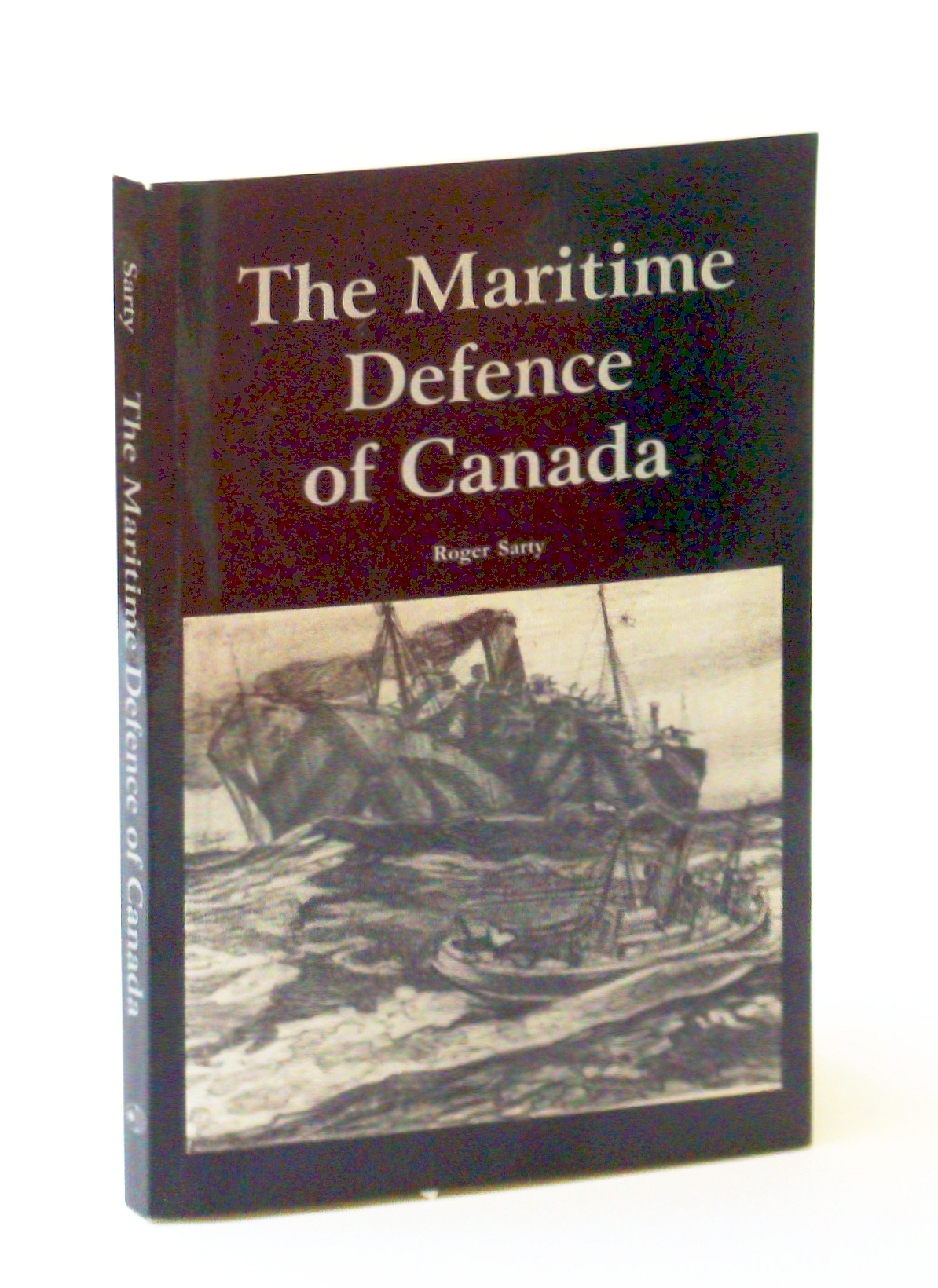Image for The maritime defence of Canada