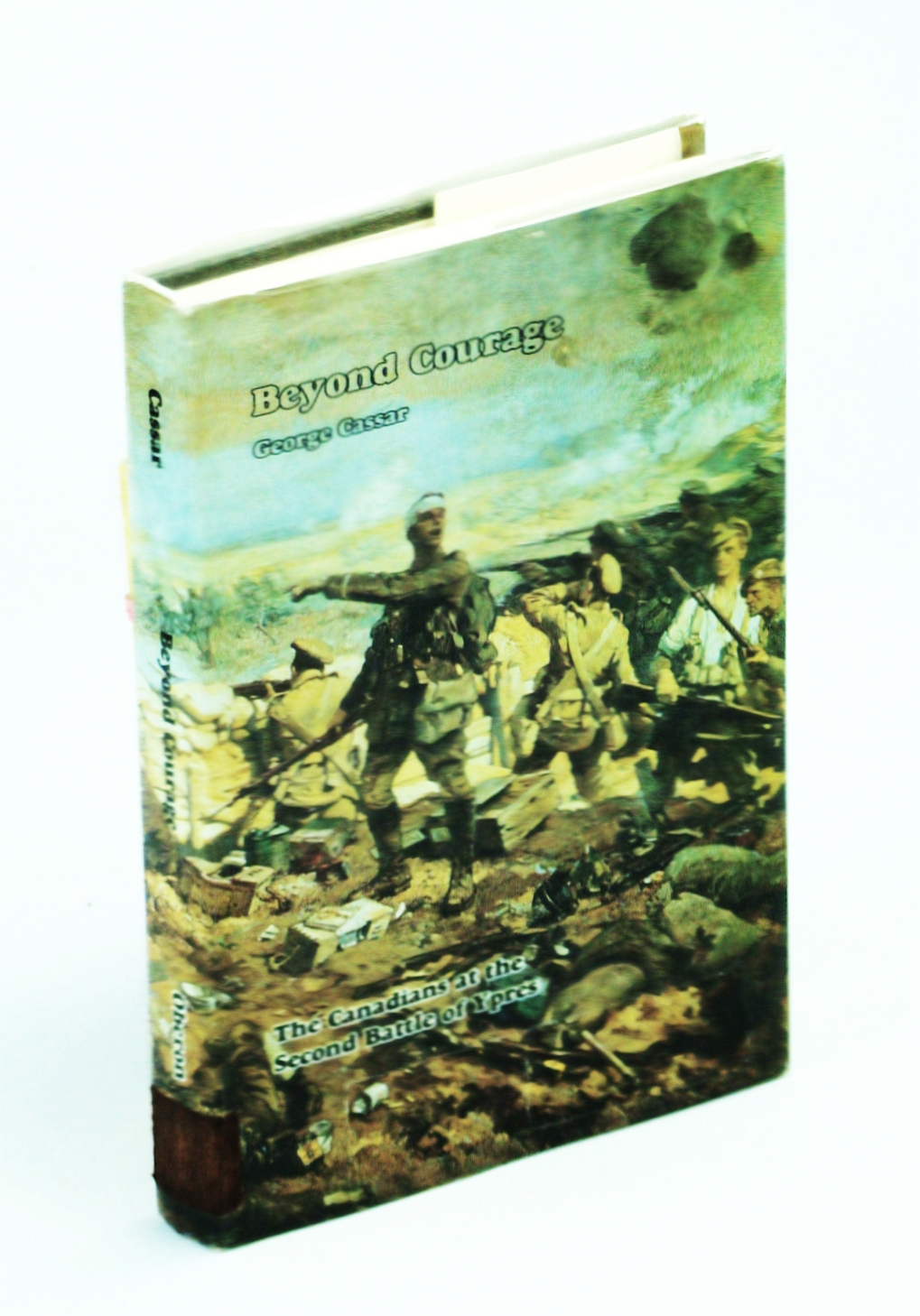 Image for Beyond Courage: The Canadians at the Second Battle of Ypres
