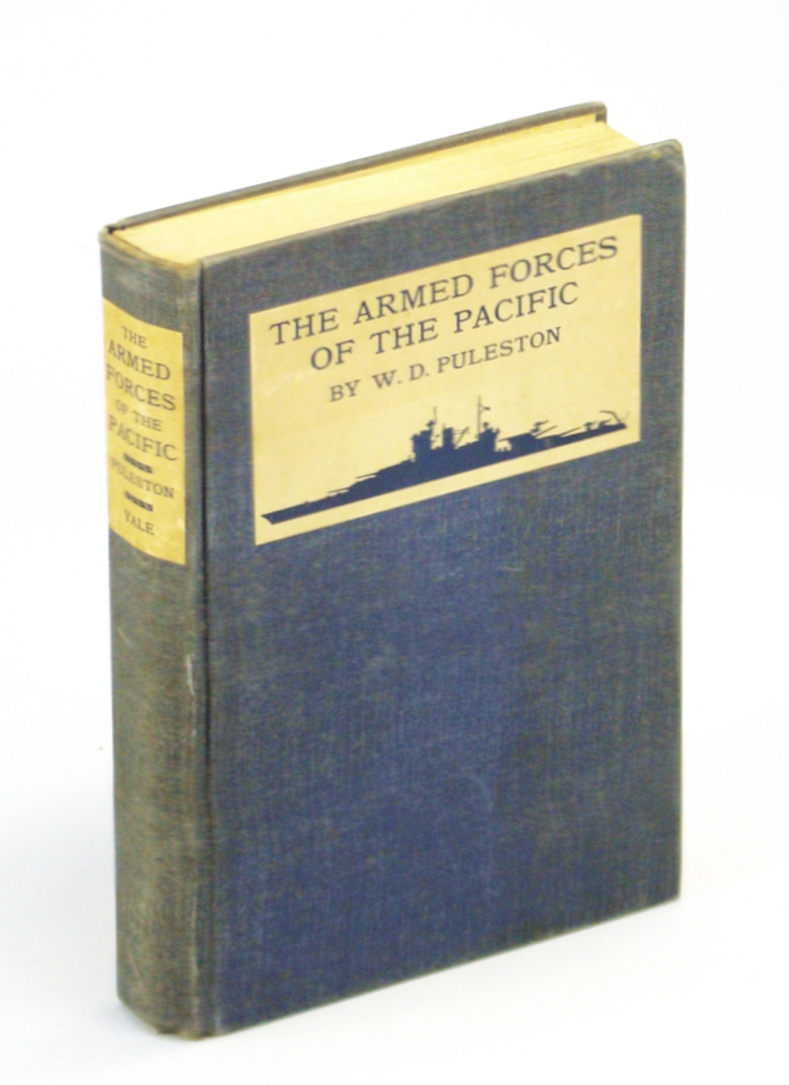 Image for THE ARMED FORCES OF THE PACIFIC:A COMPARISON OF THE MILITARY AND NAVAL POWER OF THE U.S. AND JAPAN