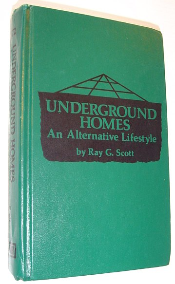 Image for Underground homes: An alternative lifestyle