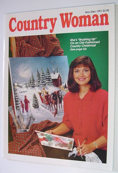 Image for Country Woman Magazine: November/December 1991