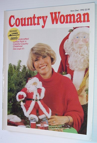 Image for Country Woman Magazine: November/December 1992