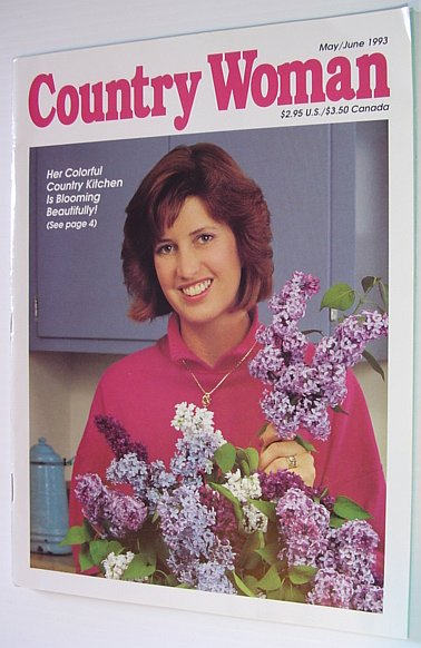 Image for Country Woman Magazine: May/June 1993