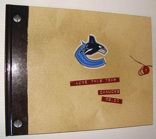 Image for Love This Team: (Vancouver) Canucks 02-03 (2002-2003)