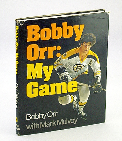 Image for Bobby Orr: my game,