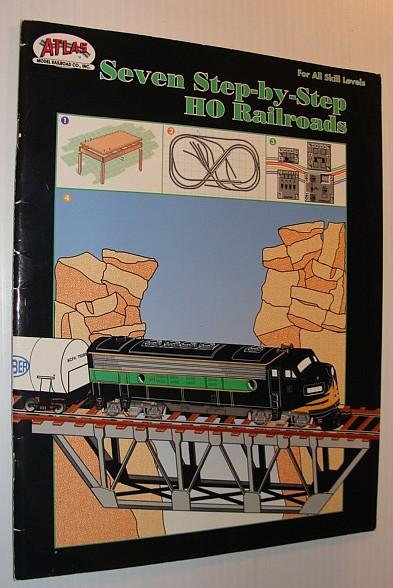 Image for Seven Step-By-Step HO Railroads: For All Skill Levels