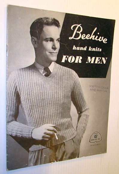 Image for Beehive Hand Knits for Men - Book No. 39A