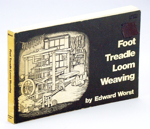 Image for Foot treadle loom weaving