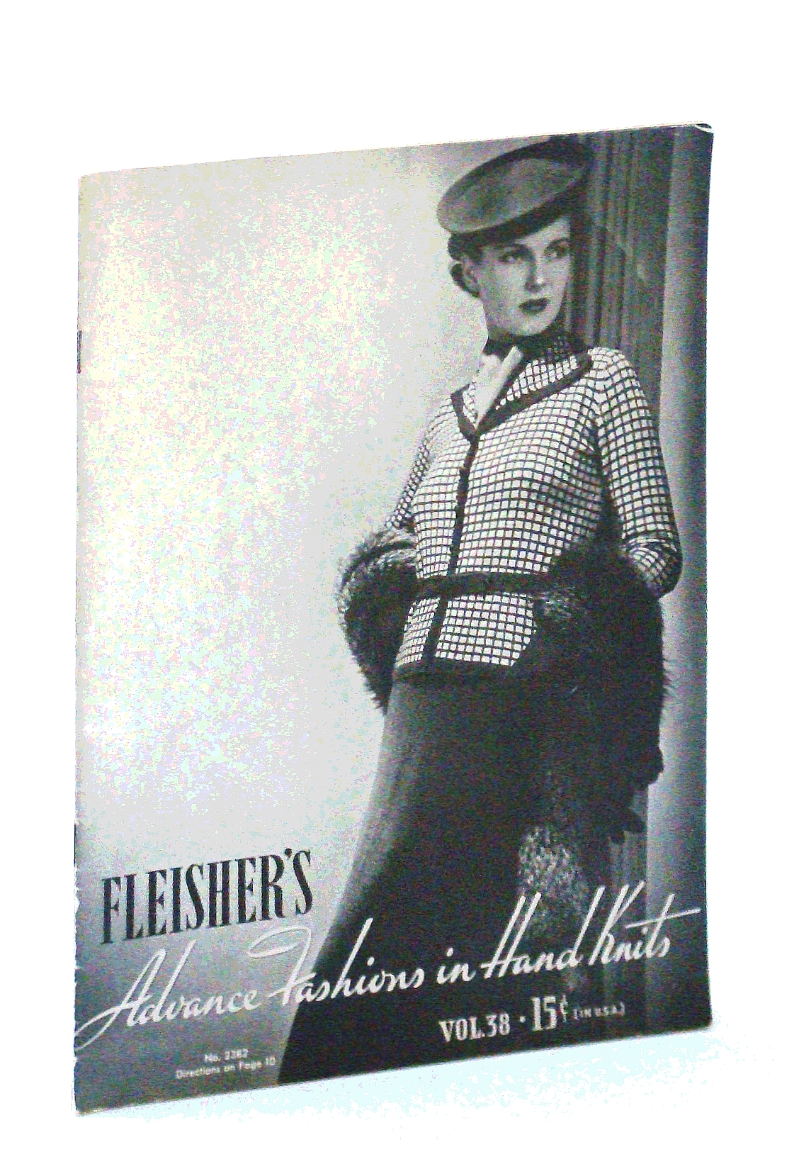 Image for Fleisher's Advance Fashions in Hand Knits, Vol. 38