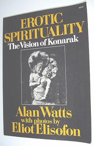 Image for Erotic Spirituality - The Vision of Konarak