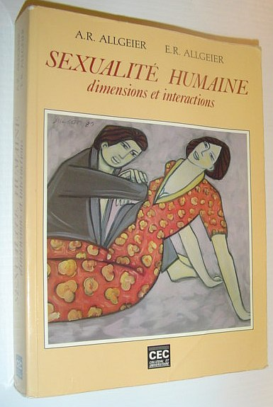 Image for Sexualite Humaine: Dimensions et Interactions