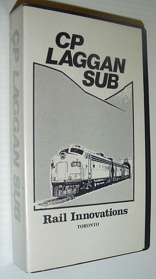 Image for CP Laggan Sub: 27 Minute VHS Tape with Case