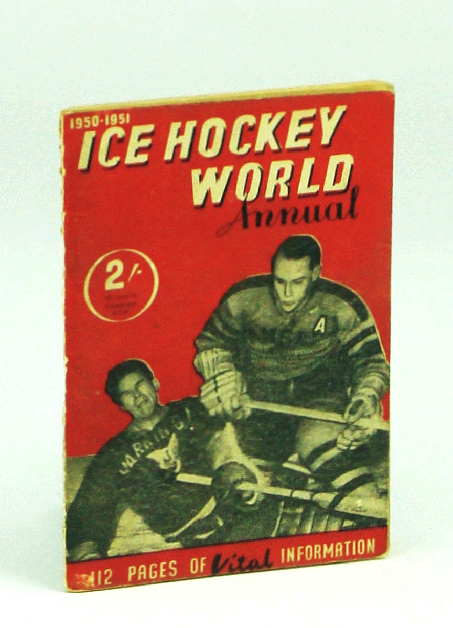 Image for Ice Hockey World 1950-1951 [1950-51]