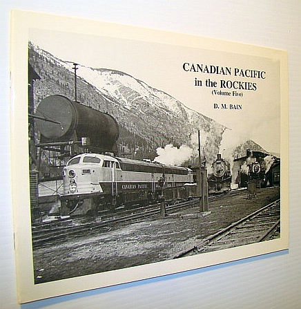 Image for Canadian Pacific In The Rockies (Volume Five)