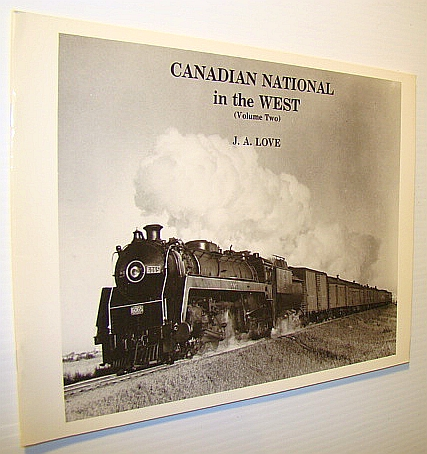 Image for Canadian National in the West - Volume Two (2)
