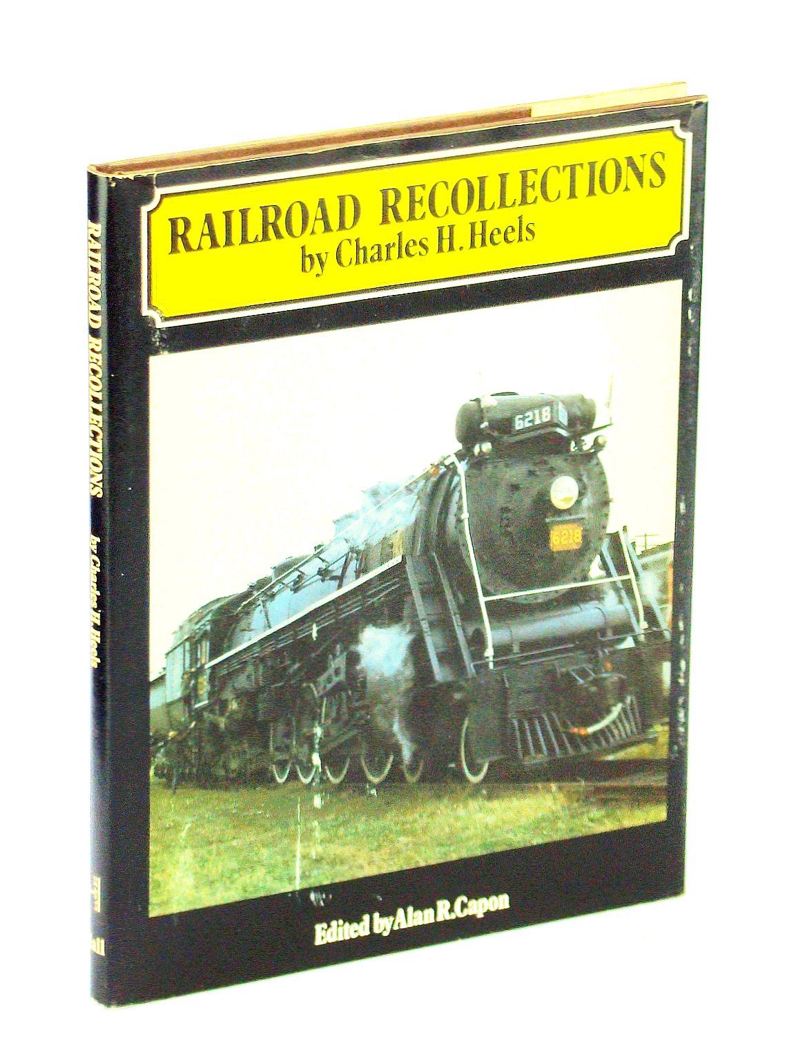 Image for Railroad recollections