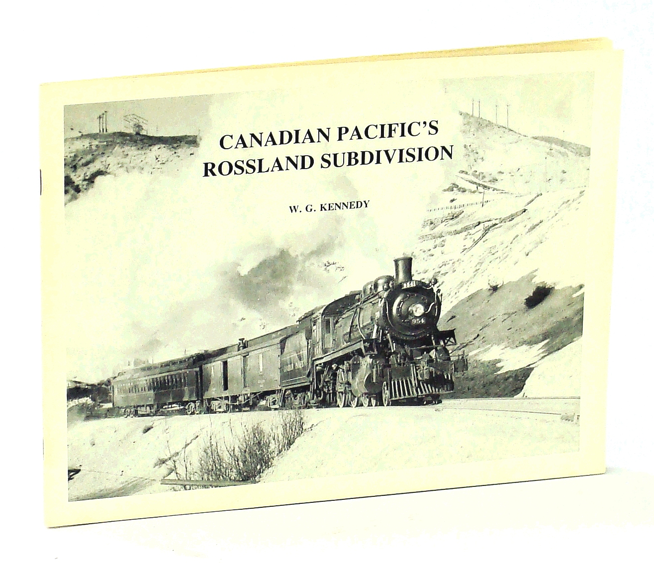 Image for Canadian Pacific's Rossland Subdivision