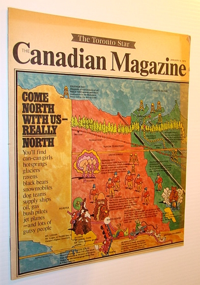 Image for The Canadian Magazine, 6 January 1973 - Canada's Far North