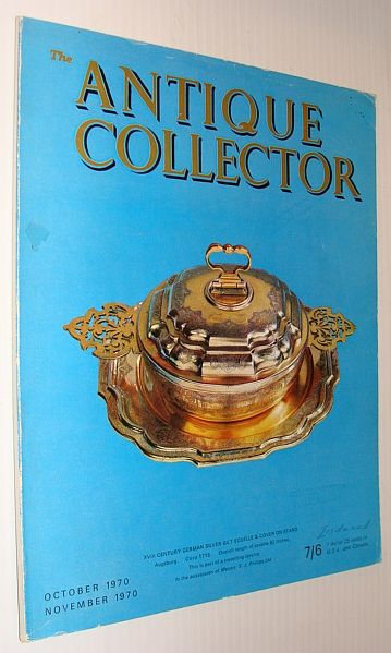 Image for The Antique Collector Magazine, October 1970 / November 1970