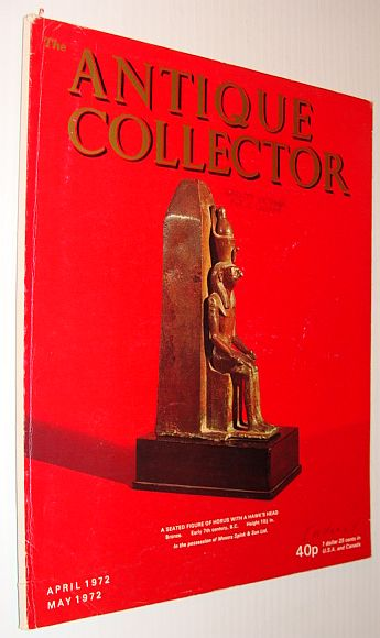 Image for The Antique Collector Magazine, April 1972 / May 1972