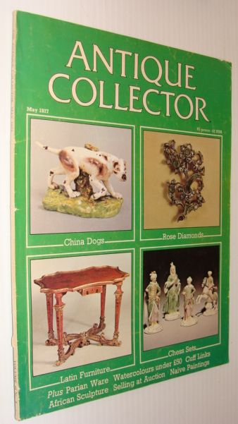 Image for Antique Collector Magazine, May 1977