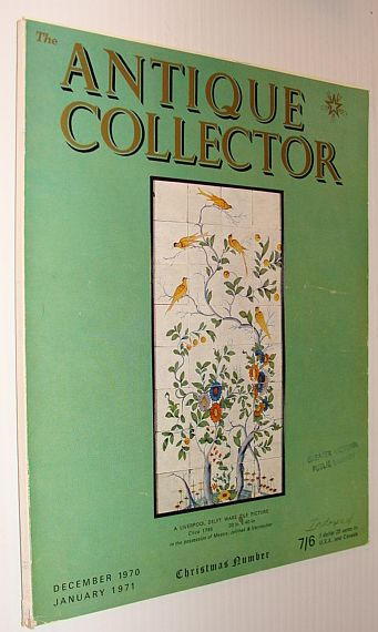 Image for Antique Collector Magazine, December 1970 / January 1971