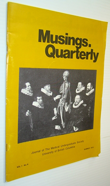 Image for Musings Quarterly - Vol. 1, No. 4 - Summer 1975