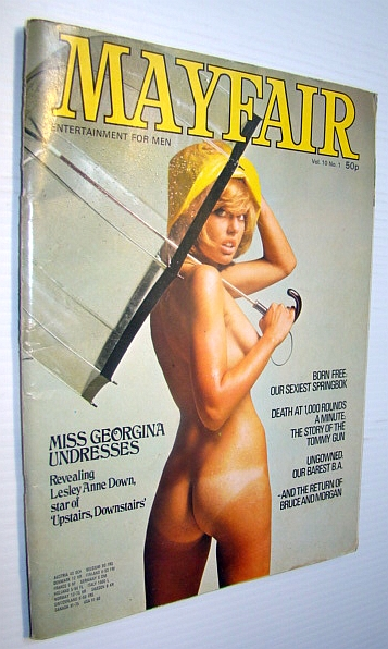 Image for Mayfair Magazine - Entertainment for Men, January 1975, Volume 10, Number 1