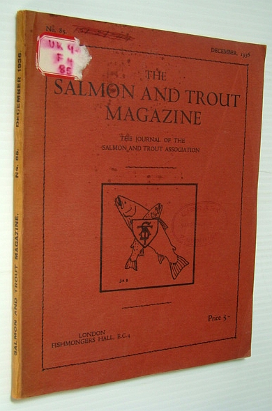 Image for The Salmon and Trout Magazine - The Journal of the Salmon and Trout Association, Number 85, December 1936