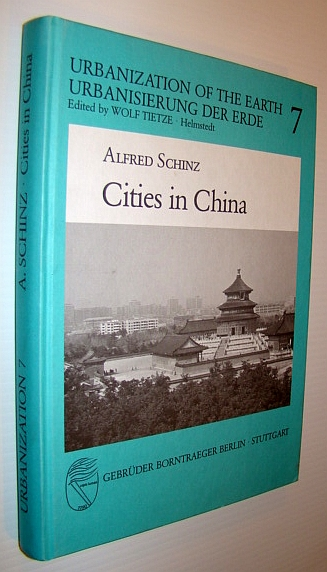 Image for Cities in China: Urbanization of the Earth 7