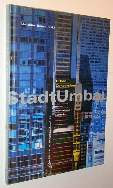 Image for Urban Conversion/Stadtumbau