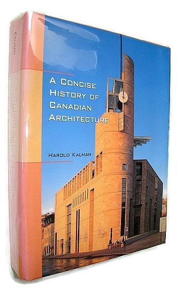 Image for A Concise History of Canadian Architecture