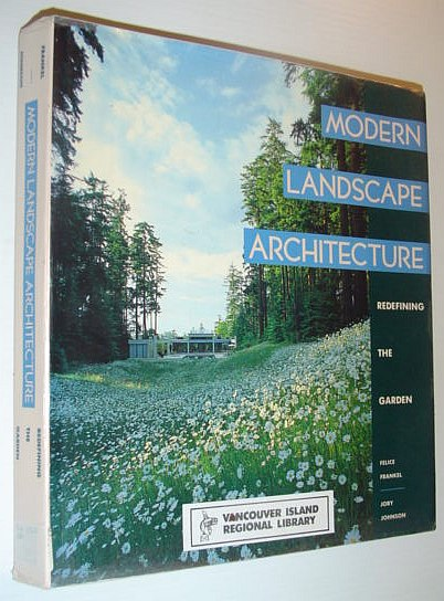 Image for Modern Landscape Architecture: The Works of Rut Blees Luxemburg