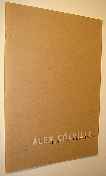 Image for Alex Colville, Selected Drawings : Organized and Circulated by the Owen's Art Gallery