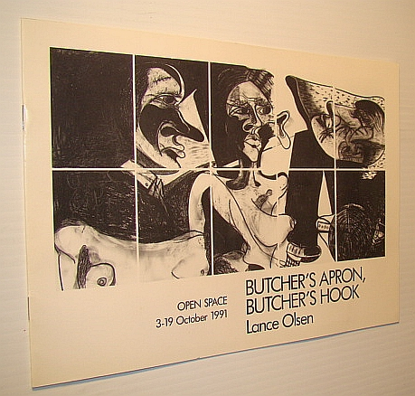 Image for Butcher's Apron, Buther's Hook: Exhibition Catalogue, 3-19 October 1991