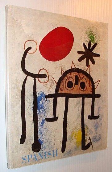 Image for Spanish Artists: Gris, Picasso, Miro, Chillida, Tapies - Exhibition at Galerie Beyeler, Basel - May/July 1969