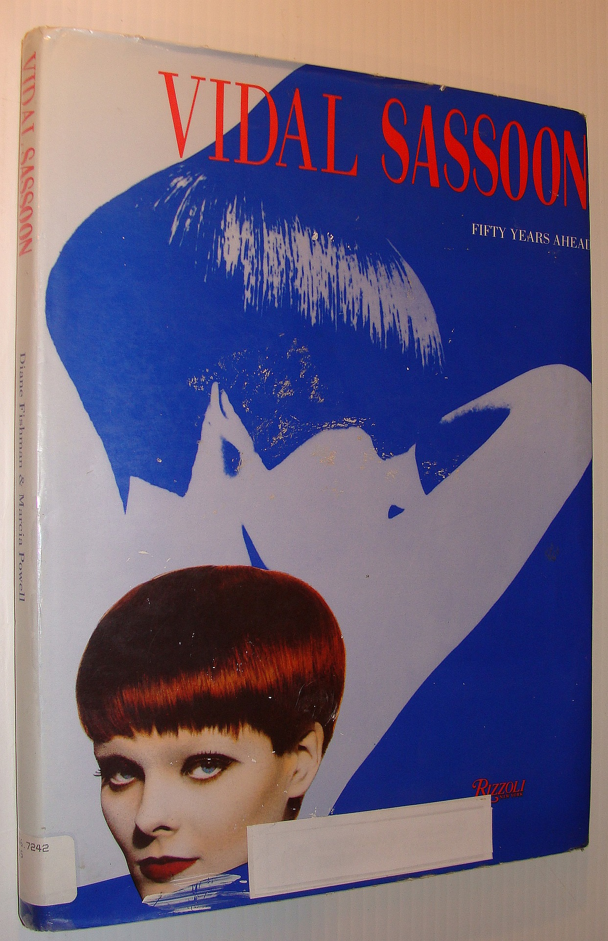 Image for Vidal Sassoon: Fifty Years Ahead