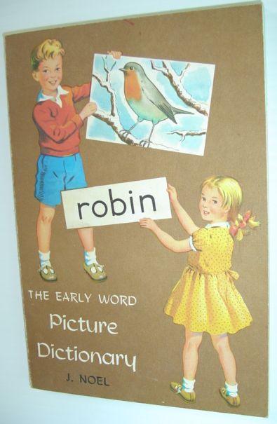 Image for The Early Word Picture Dictionary