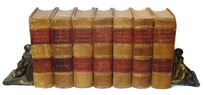 Image for Modern Medicine - Its Theory and Practice: In Original Contributions By American and Foreign Authors - Complete First Edition Set in Seven (7) Volumes
