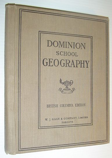 Image for Dominion School Geography - British Columbia Edition